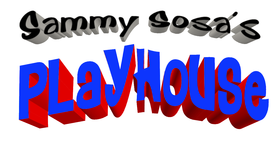 Sammy Sosa's Playhouse